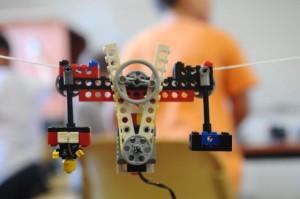lego enrichment model